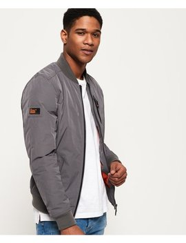 Sdr Wax Flight Bomber by Superdry