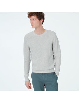 Stitch Crew Sweater by Club Monaco