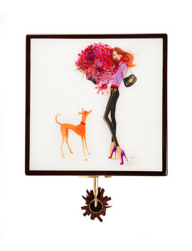 In Full Bloom Small Jewelry Box by Henri Bendel