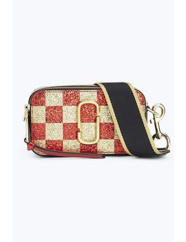 Checkerboard Snapshot Small Camera Bag by Marc Jacobs
