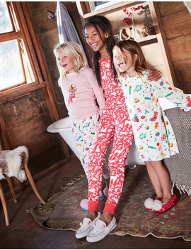 Cosy Long Johns Pajamas by Boden