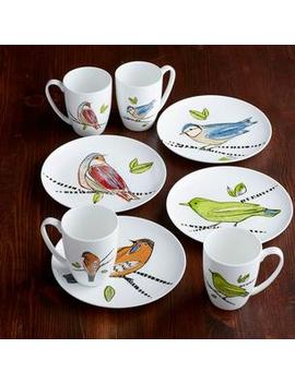 Song Bird Bone China Collection by The Company Store