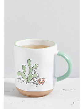 So Succulent Cactus Mug by One Hundred 80 Degrees