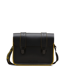 7'' Jacquard Leather Satchel by Dr. Martens
