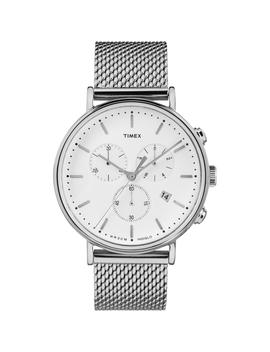 Mens Timex Weekender Fairfield Chronograph Watch Tw2 R27100 by Timex