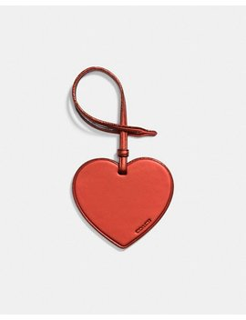 Heart Ornament by Coach