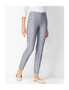 Talbots Chatham Ankle Pants   Sharkskin by Talbots