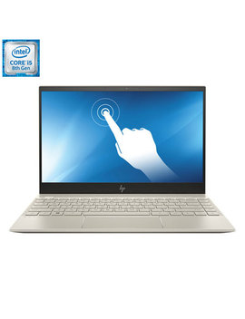"Hp Envy 13.3"" Touchscreen Laptop   Pale Gold (Intel Core I5 8250 U/256 Gb Ssd/8 Gb Ram/Windows 10) by Hp"