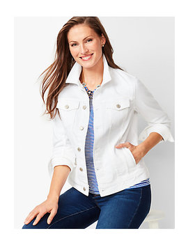 Classic Jean Jacket by Talbots