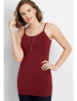 Basic Tunic Cami by Maurices