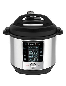 instant-pot-max-6-quart-multi-use-electric-pressure-cooker-with-15psi-pressure-cooking,-sous-vide,-auto-steam-release-control-and-touch-screen by instant-pot