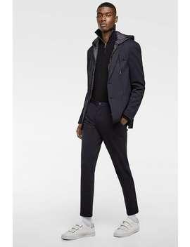 striped-stretch-pants--pantsman-new-collection by zara