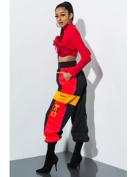 Reebok X Gigi Hadid Track Pants by Akira