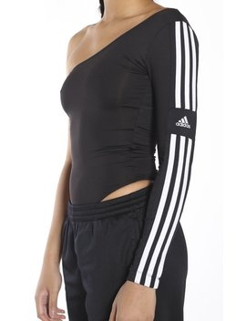 Vintage Rework Adidas One Shoulder Bodysuit by Frankie.