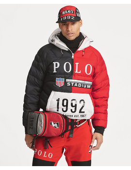 Winter Stadium Down Popover by Ralph Lauren