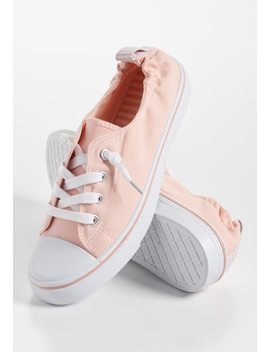 Macy Scrunch Back Slip On Sneaker by Maurices