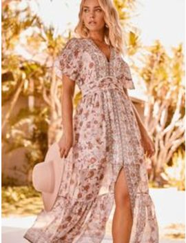 Tyra Printed Maxi Dress by Forever New