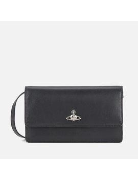 Vivienne Westwood Women's Matilda Phone Wallet   Black by Vivienne Westwood
