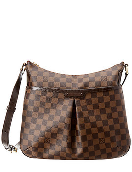 Louis Vuitton Damier Ebene Canvas Bloomsbury Pm by Louis Vuitton