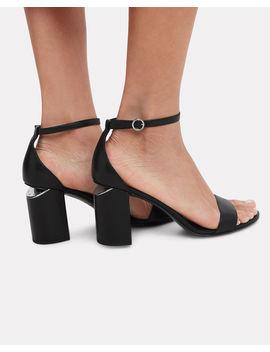 Abby Cutout Heel Sandals by Alexander Wang