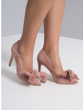 Chi Chi Rosy Heels by Chi Chi London