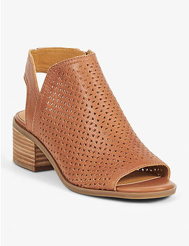 Nerelly Open Toe Bootie by Lucky Brand