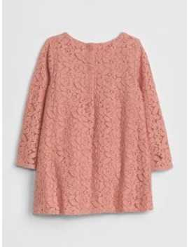 Lace Pleated Dress by Gap