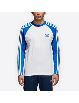Adidas Originals California Long Sleeve T Shirt by Foot Locker