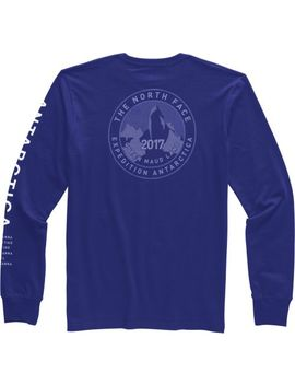 The North Face Men's Antarctica Collectors Heavyweight Long Sleeve Shirt by The North Face
