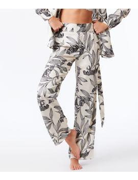 Pantalon Large Imprimé Floral   Jarta by Etam