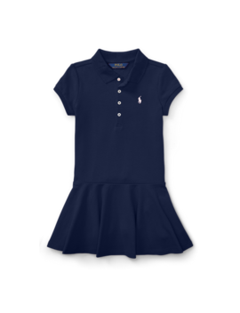 Short Sleeve Polo Dress by Ralph Lauren