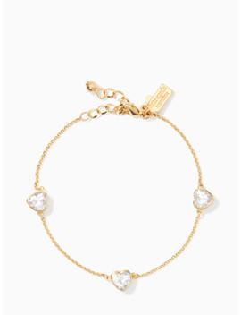Romantic Rocks Linear Bracelet by Kate Spade