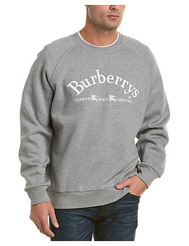 Burberry Archive Logo Sweatshirt by Burberry
