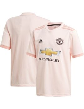 Adidas Youth Manchester United 2018 Stadium Away Replica Jersey by Adidas