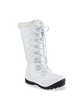 Bearpaw Women's Isabella White Waterproof Winter Boot Bearpaw Women's Isabella White Waterproof Winter Boot by Bearpaw