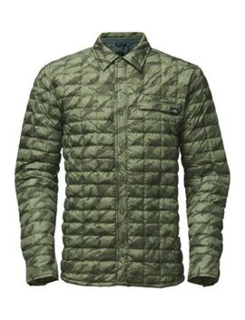 Men's Reyes Thermoball™ Shirt Jacket by The North Face