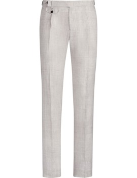 Light Brown Brentwood Trousers by Suitsupply