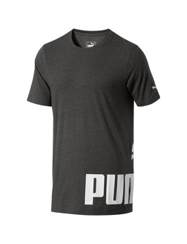 No. 1 Logo Wrap T Shirt by Puma