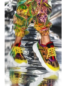 Cape Robbin Crazy Sexy Cool Multi Sneakers by Akira