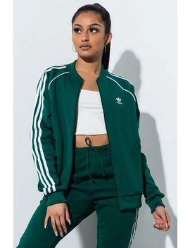 Adidas Superstar Track Top by Akira
