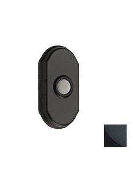 Baldwin Venetian Bronze Doorbell Button by Lowe's