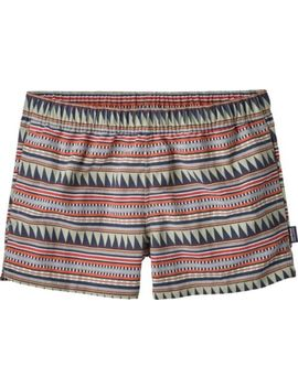 Patagonia Women's Barely Baggies Shorts by Patagonia