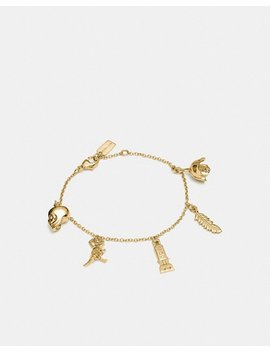 Mini Demi Fine Charm Mix Bracelet by Coach