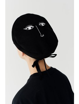 Lazy Oaf No Looking Back Beret by Lazy Oaf