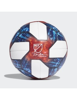 Mls Official Game Ball by Adidas
