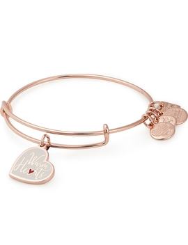 Warm Hearts Charm Bangle | Sos Children's Villages by Alex And Ani