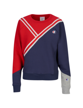 Champion Colorblock Crew by Champion