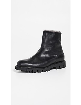 Counter Shearling Lined Boots by Vince