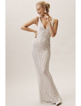 Kylah Gown by Bhldn