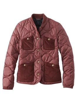 Signature Packable Quilted Jacket Misses by L.L.Bean